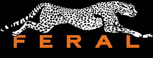 Feral_Logo_OrangeBlack