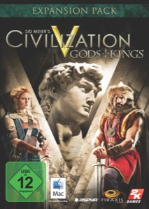 Civilization V: Gods & Kings für Mac