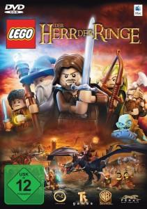 LEGO LOTR DE