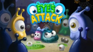 Eyes Attack - Intro Page screenshot