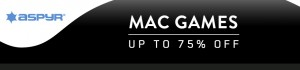 Aspyr Mac Games Sale bei Green Man Gaming
