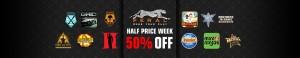 Feral Half Price Week