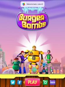 Burger Bombs für iOS