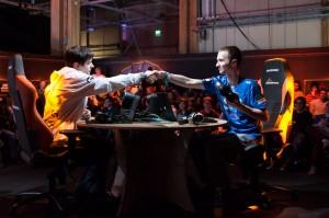Turnier auf der DreamHack Winter 2014